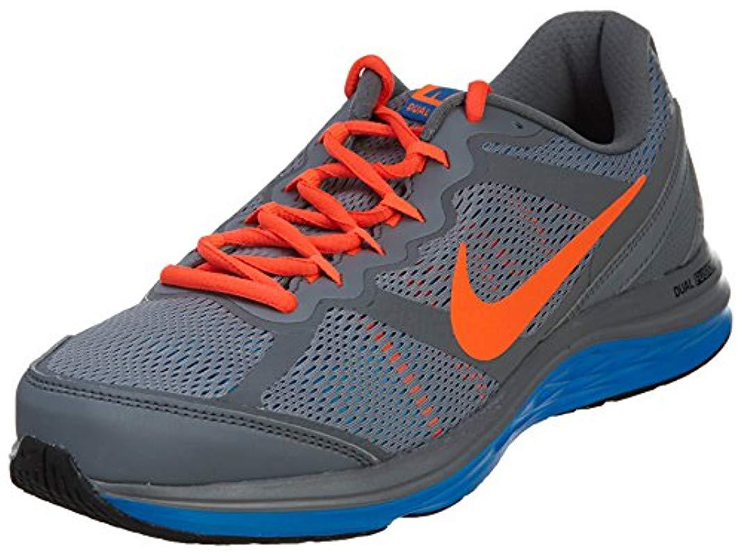 c1f24540ccb6d Lyst - Nike Dual Fusion Run 3 S in Gray for Men