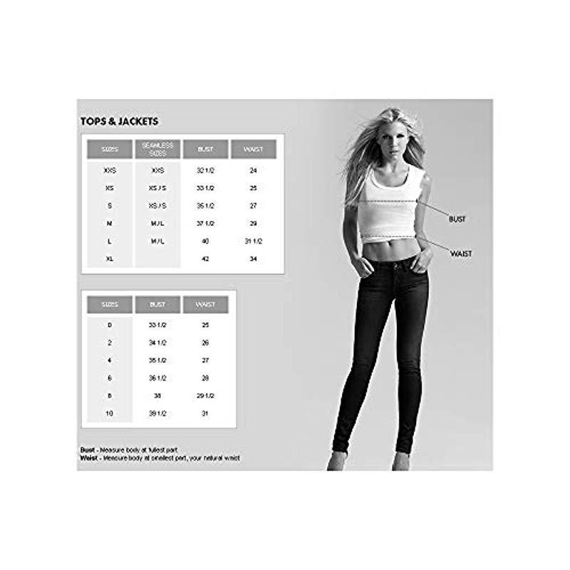 4c5b71f08011a Guess - Gray Short Sleeve Corset Tee Shirt Bodysuit - Lyst. View fullscreen