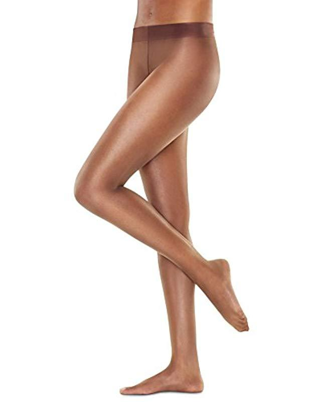 dcdd5ca30e0 Lyst - Hanes Silk Reflections Perfect Nudes Sheer To Waist Pantyhose ...