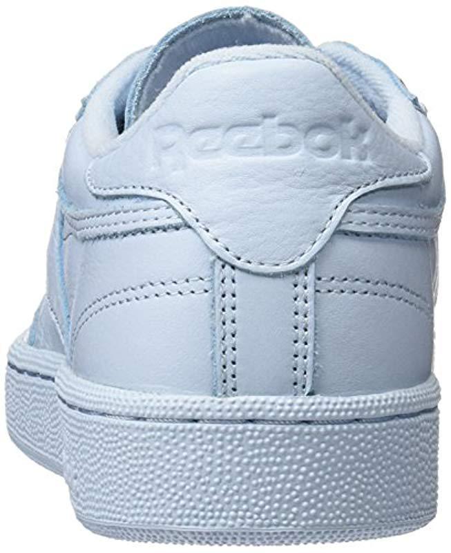 dec96bbbf0f631 Reebok Club C 85 Elm Gymnastics Shoes in Blue for Men - Lyst