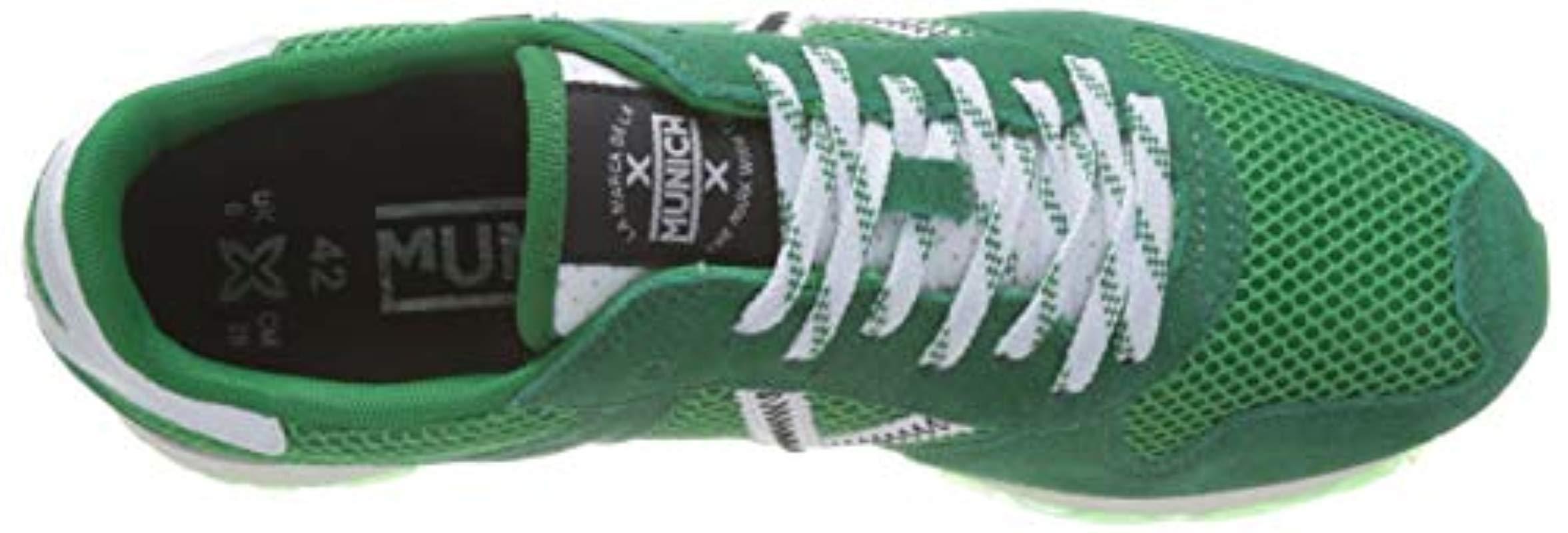 ed7d2b7b50d Massana, Zapatillas Unisex Adulto, (Verde 318), 42 EU Munich de ...