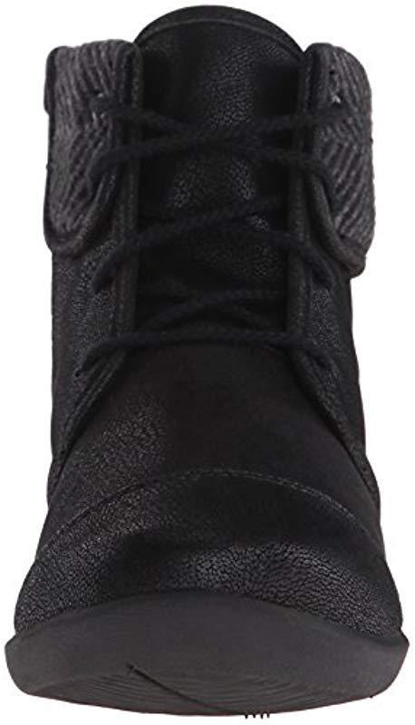 Clarks Sillian Frey Boot in Black