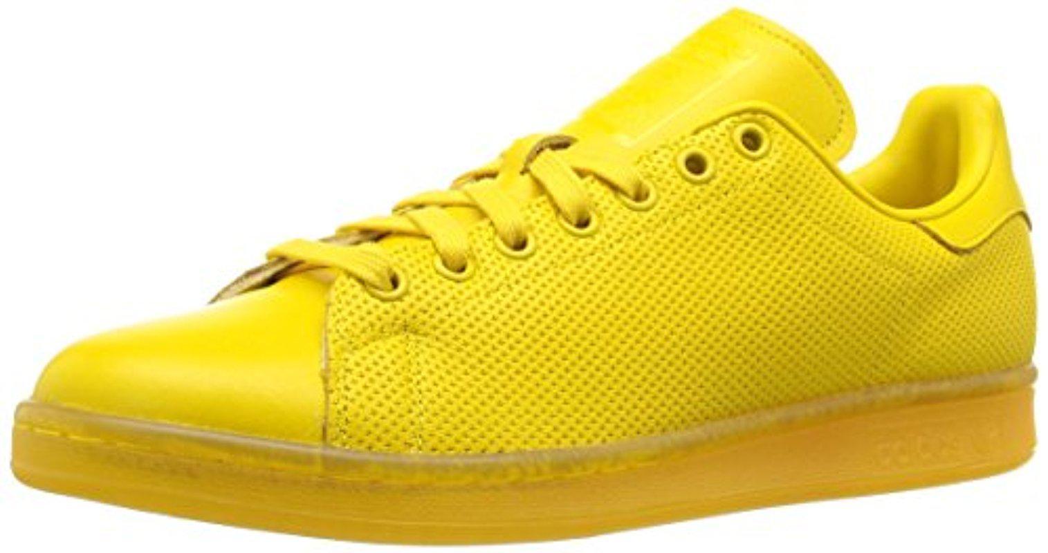 lyst adidas originals adicolor stan smith kommt in mode