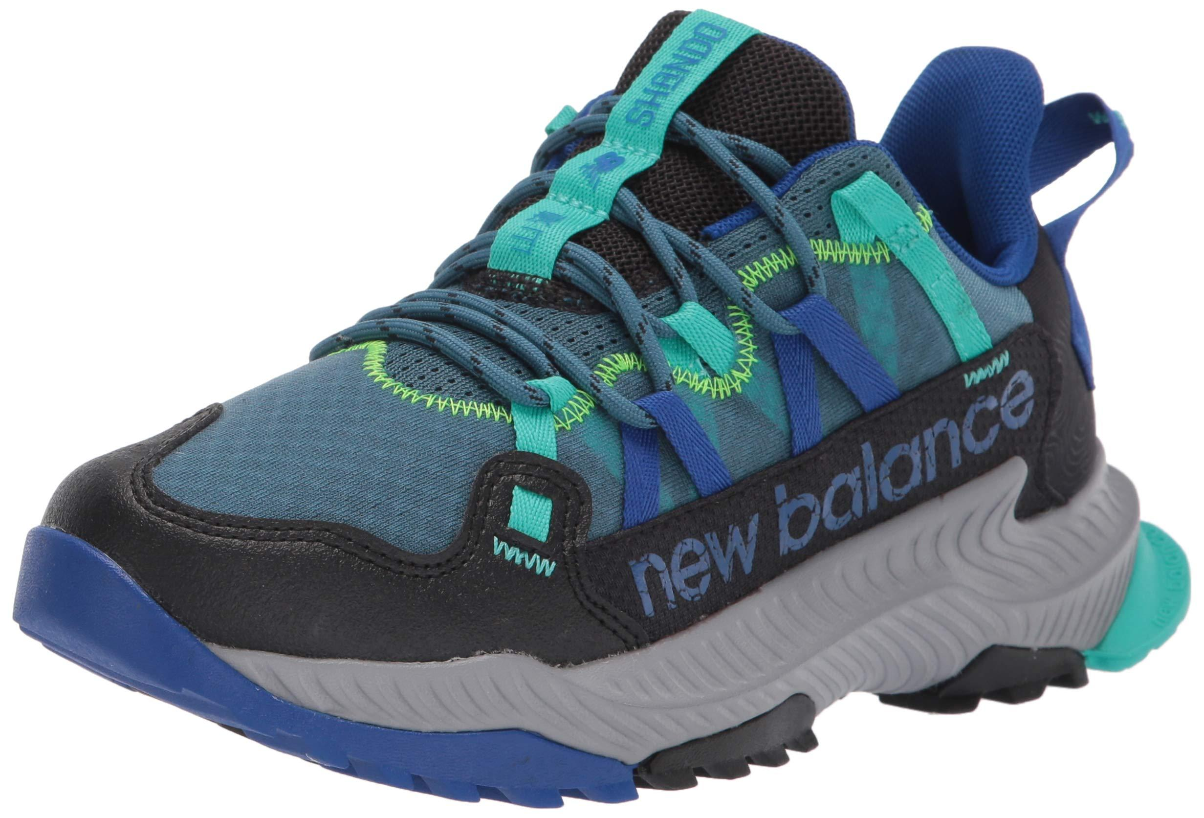 New Balance Shando Low-top sneakers in Black/Blue (Blue) for Men ...