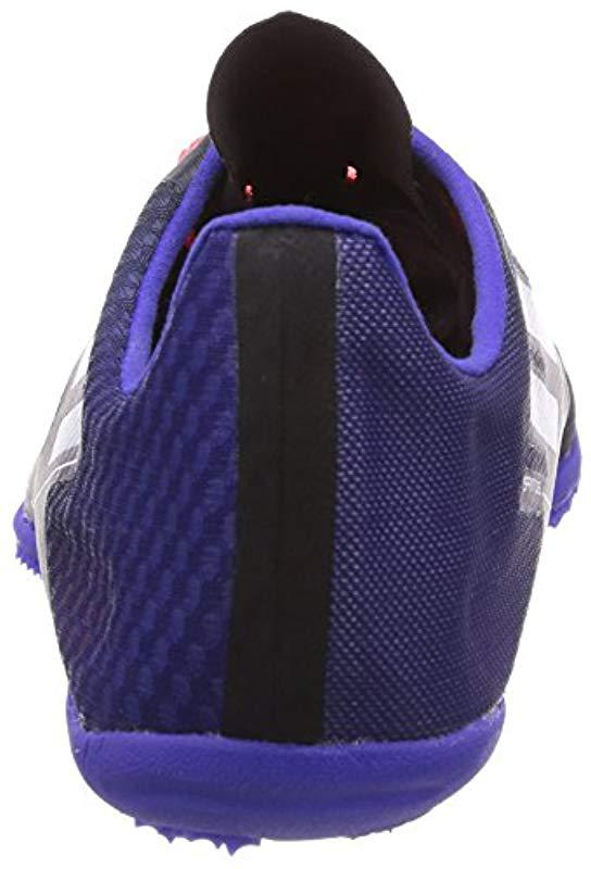 buy online 67325 78fa9 Adidas - Purple Adizero Ambition 2, Track   Field Shoes for Men - Lyst.  View fullscreen