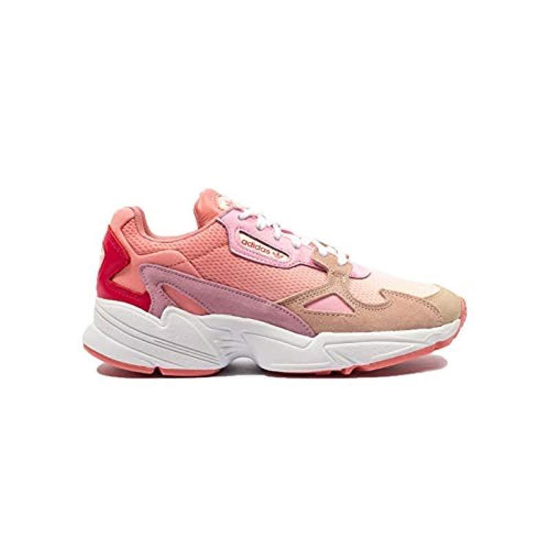 Falcon W, Zapatillas para Mujer adidas de color Rosa