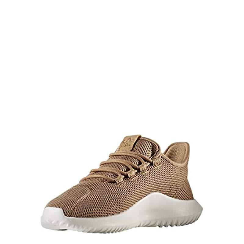 uk availability 021cc bb042 Lyst - Adidas Originals Tubular Shadow Running Shoe in Brown