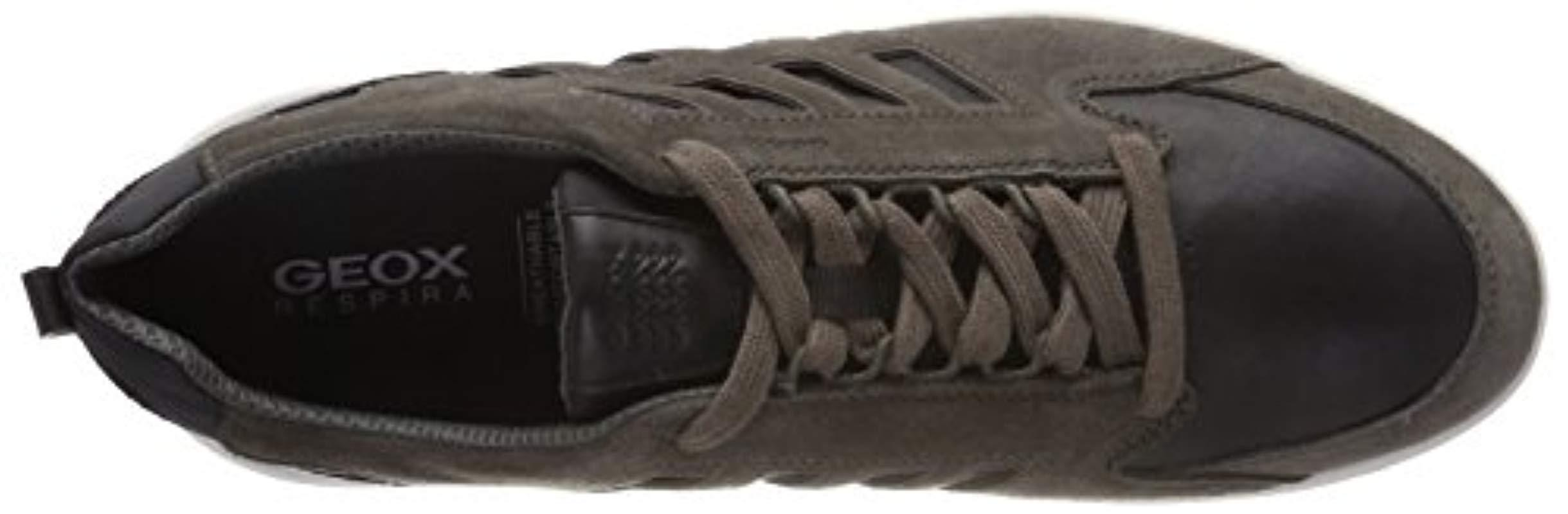 Geox  s U Mansel A Low-top Sneakers for Men - Lyst a4eed8ed7bf