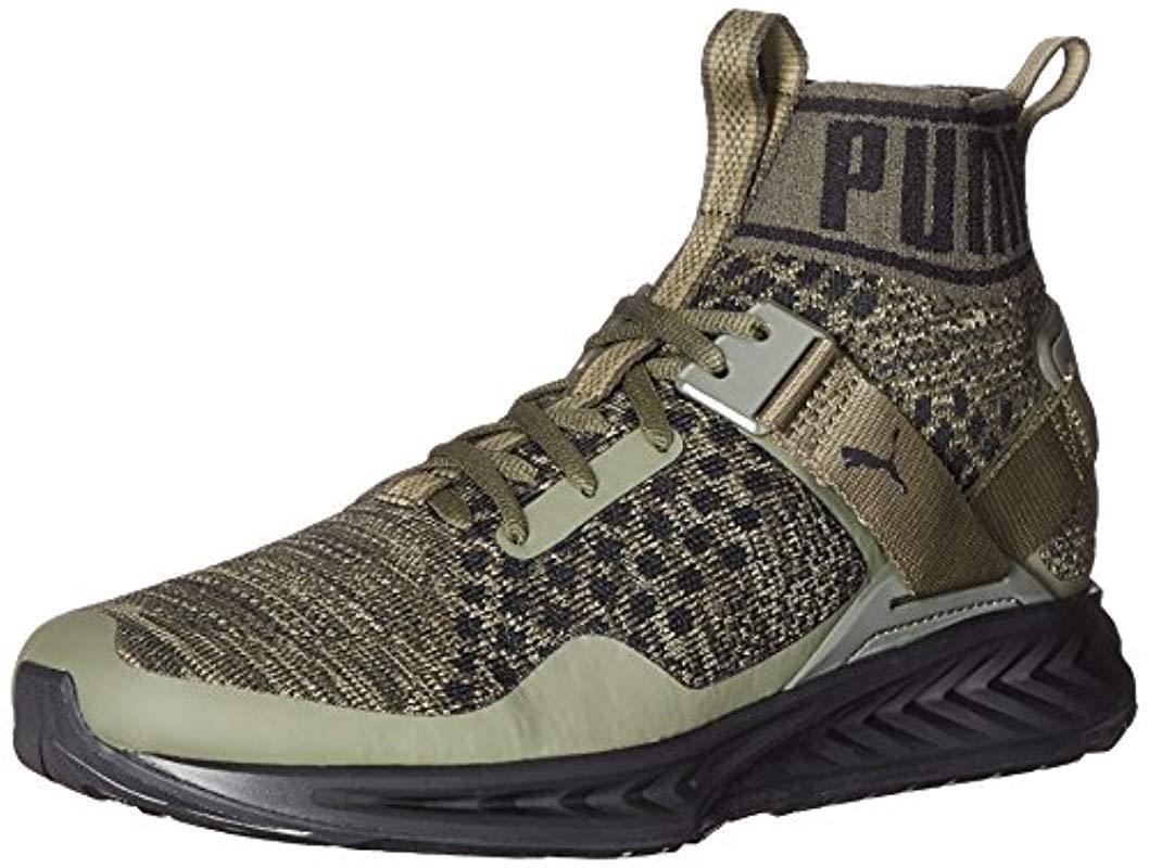 PUMA Ignite Evoknit Cross-trainer Shoe