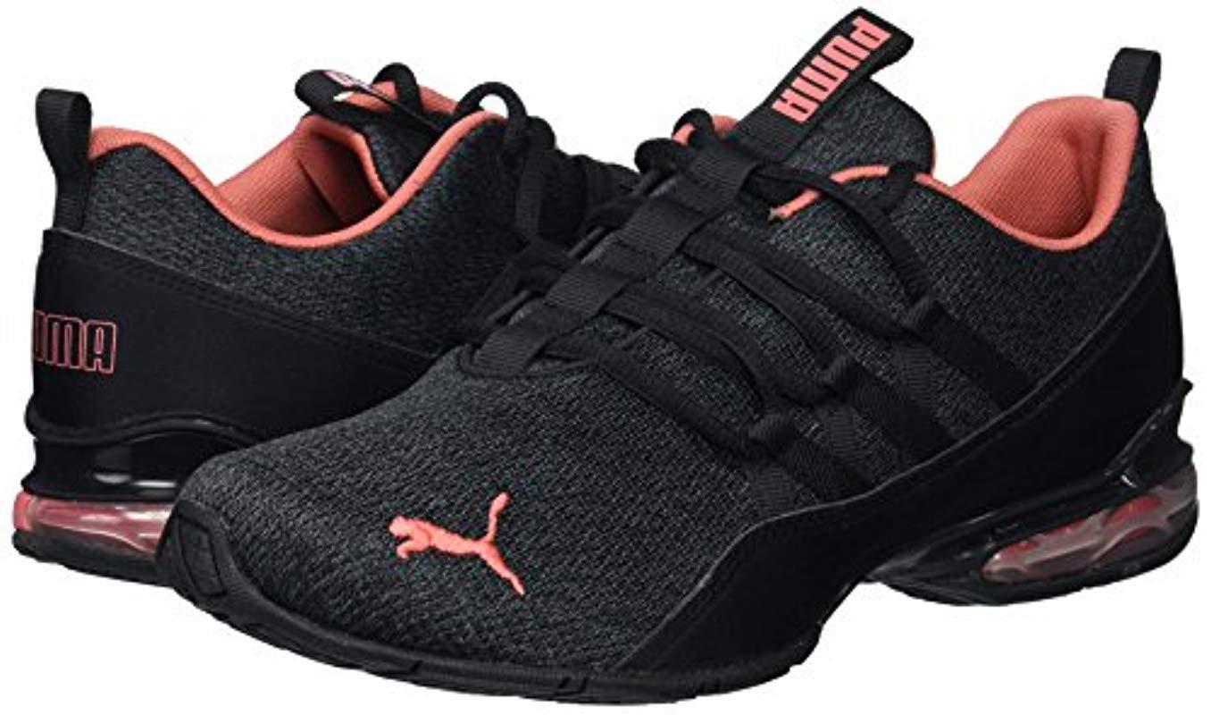 PUMA Riaze Prowl Wn Sneaker in Black - Lyst