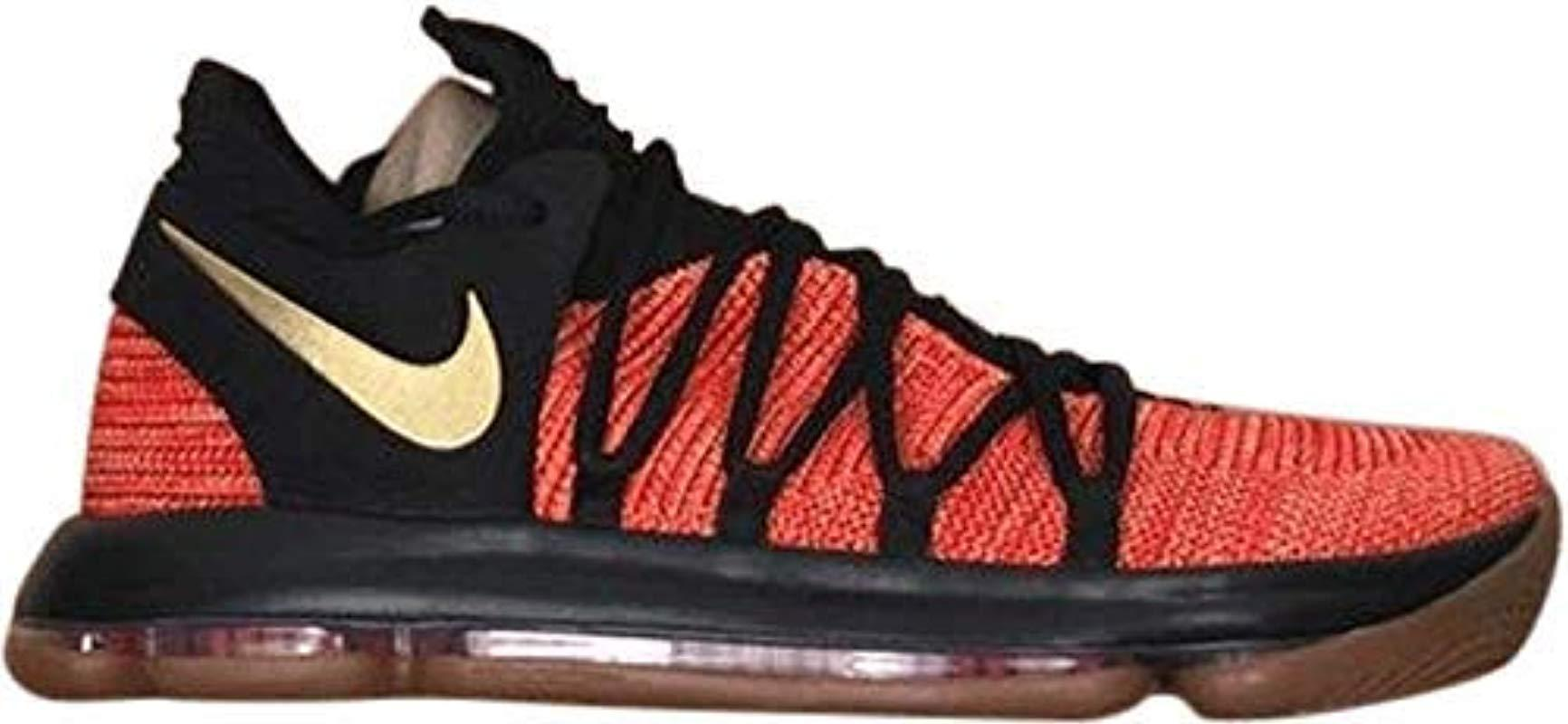 new styles a6000 df15d Nike Zoom Kd10 Nfs Basketball Shoes Cd6455 676 in University ...