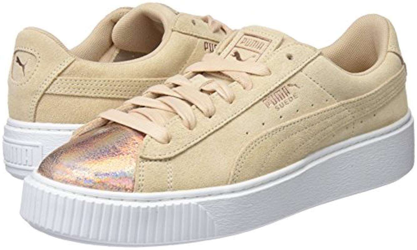 PUMA Women's Smash Platform Sd Trainers: Amazon.co.uk: Shoes