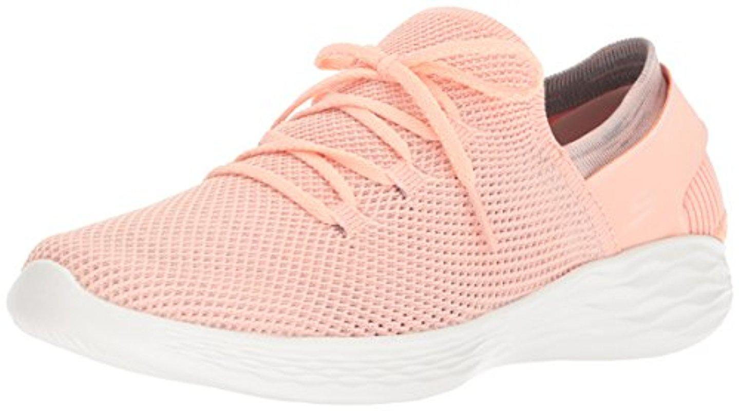 Skechers Damen Sneaker You - Spirit 14960 Peach 43 ZprUuhiHM