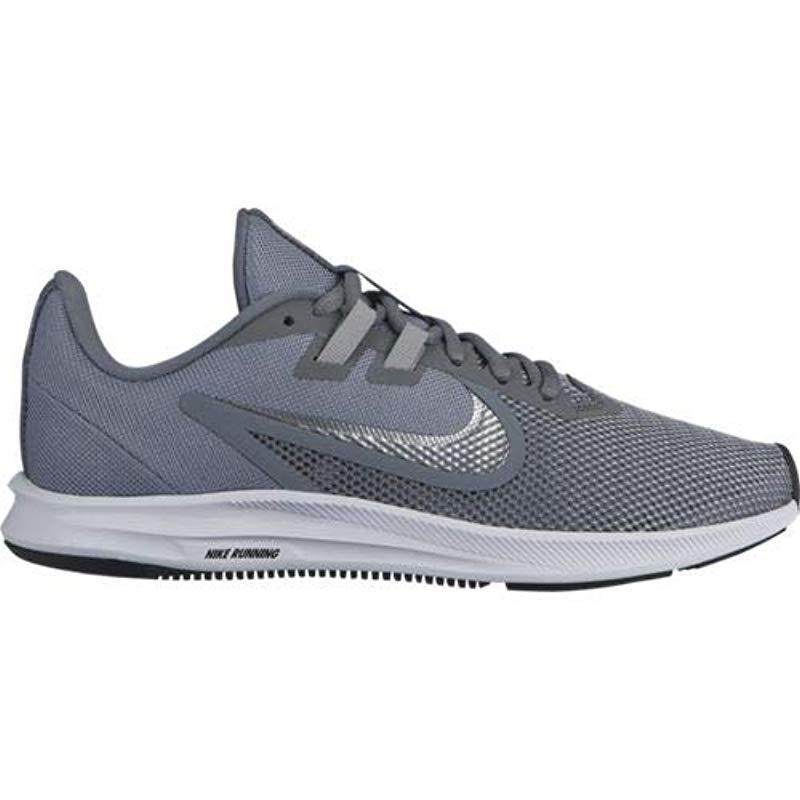 Wmns Downshifter 9, Zapatillas de Atletismo para Mujer Nike