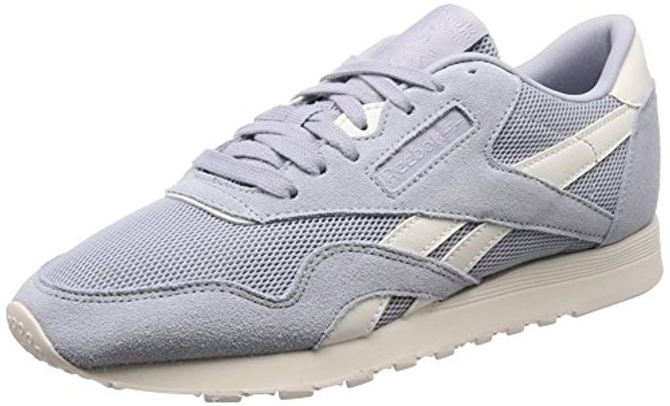 c537f2e31f1f Reebok Cn0632 Gymnastics Shoes in Gray - Lyst
