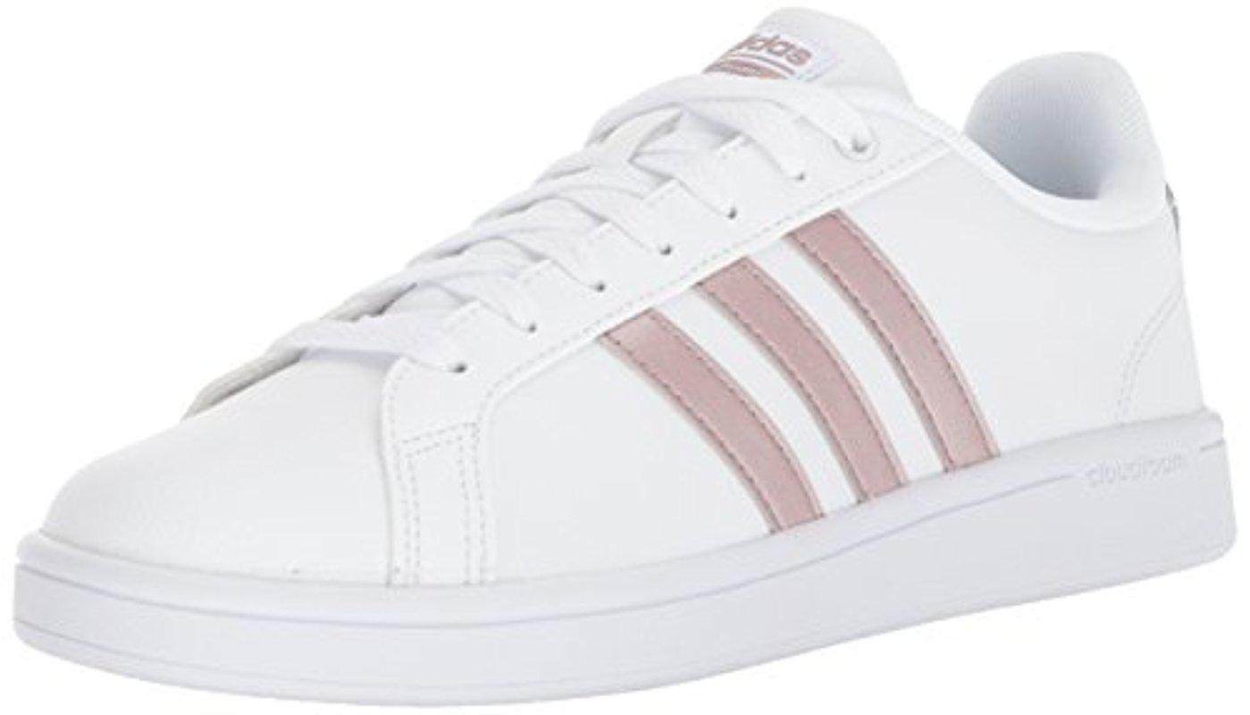 lyst adidas sneaker in weiß von vorteil.