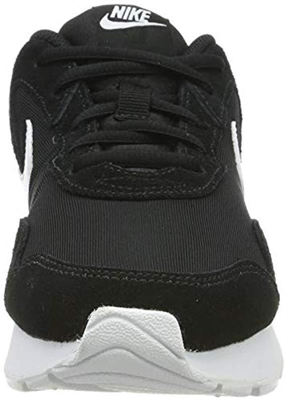 Wmns Delfine, Zapatillas de Running para Asfalto para Mujer Nike de color Negro