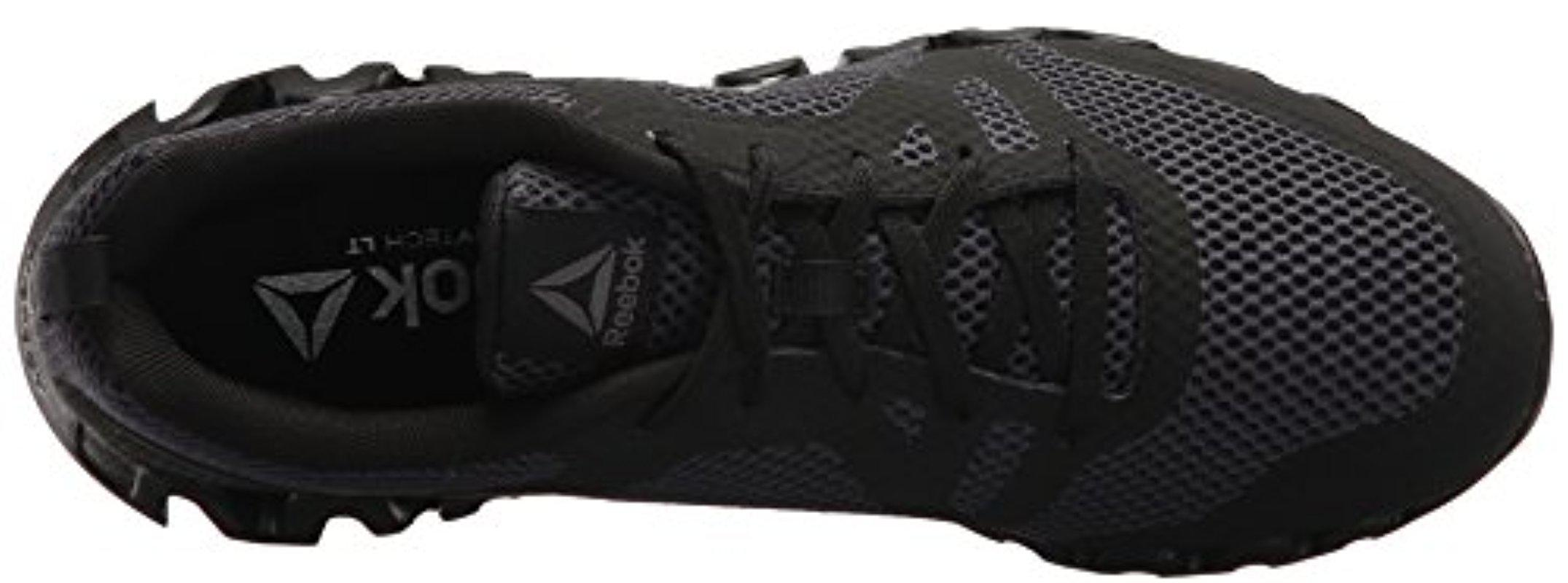 21522c06b813e7 Reebok - Black Zig Evolution 2.0 Sneaker for Men - Lyst. View fullscreen