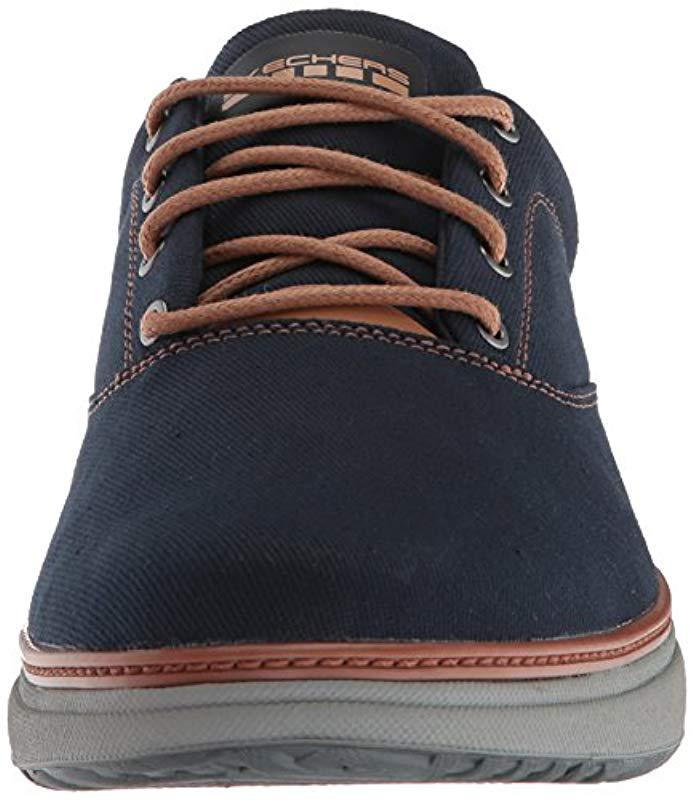 Skechers Canvas 65370 Trainers in Blue