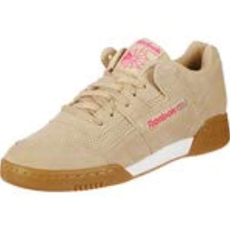 7e91f43f3fc7 Reebok - Natural Workout Plus Mu Fitness Shoes for Men - Lyst. View  fullscreen
