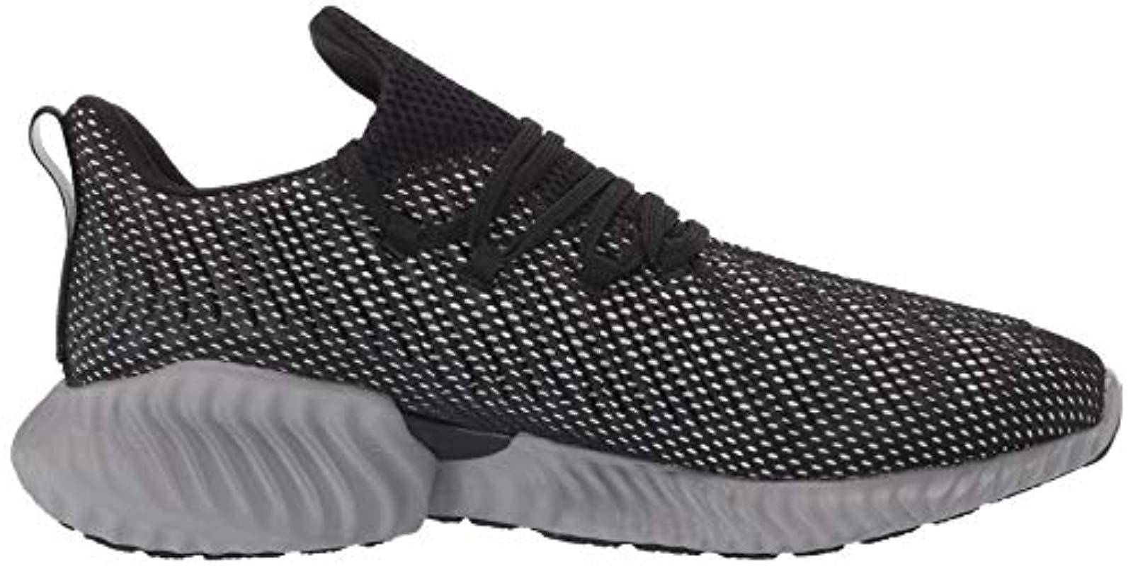 adidas alphabounce instinct black white