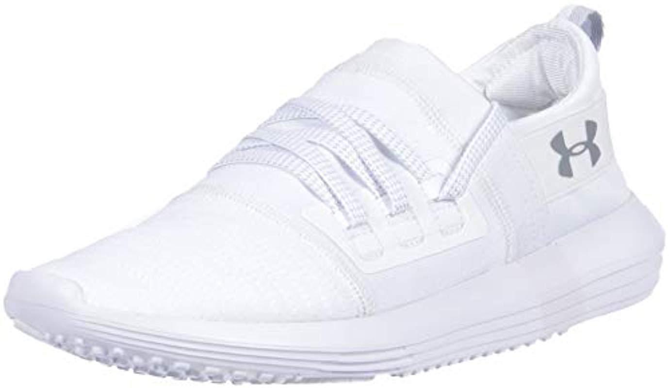 Under Armour Adapt Sneaker in White - Lyst