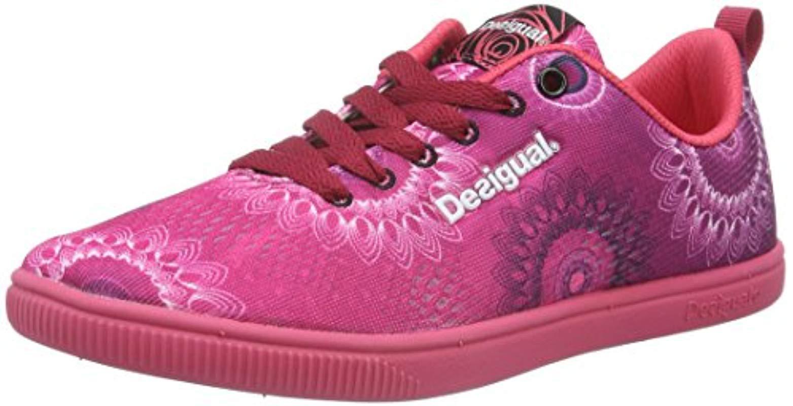 Desigual scarpe candem Lyst B, 's Fitness scarpe in rosa Lyst candem fbf384