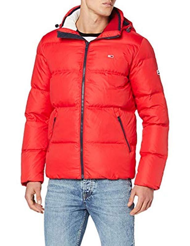 Tommy Hilfiger TJM Essential Puffer Jacket Chaqueta para Hombre
