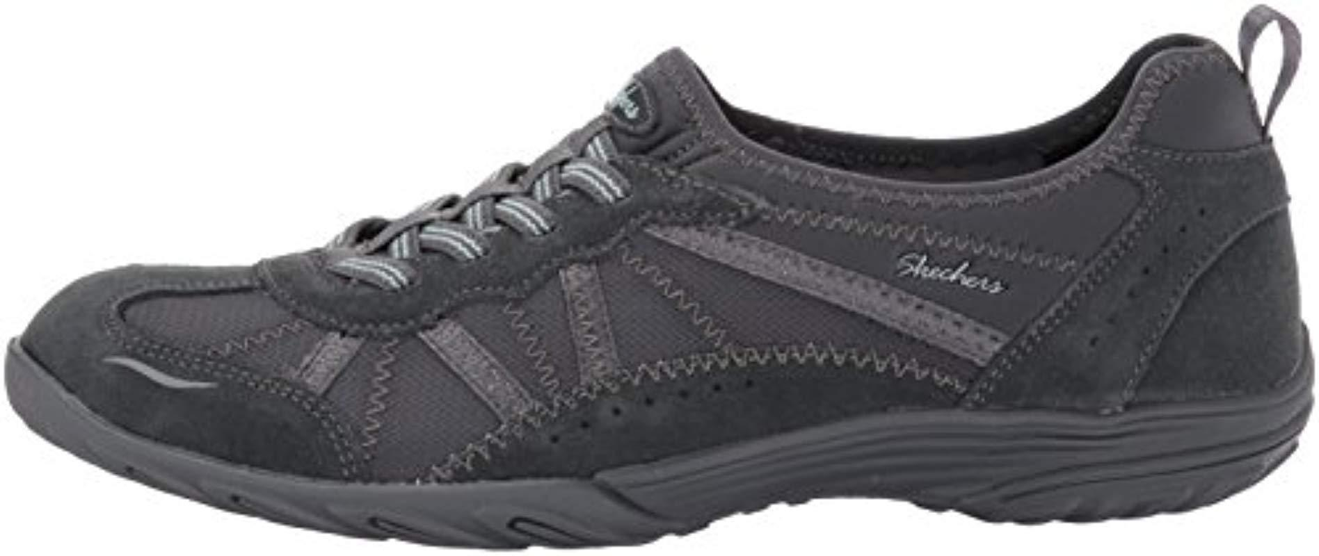 Skechers S Empress On The Spot in Charcoal (Grey)