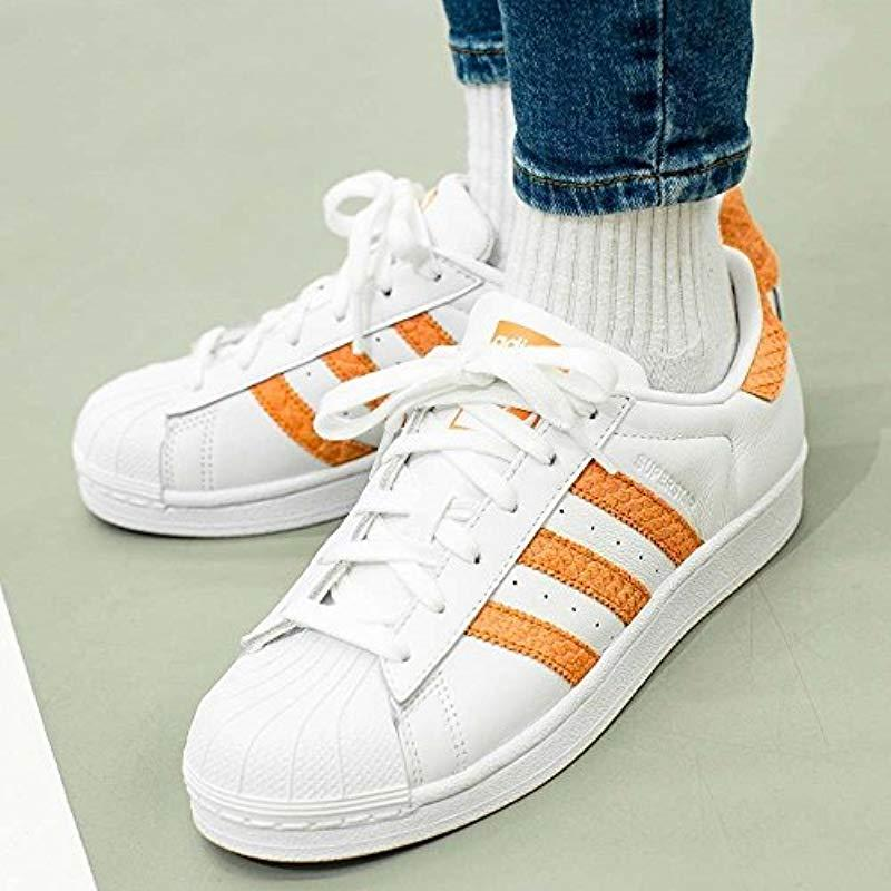 Superstar, Zapatillas para Mujer adidas de color Blanco