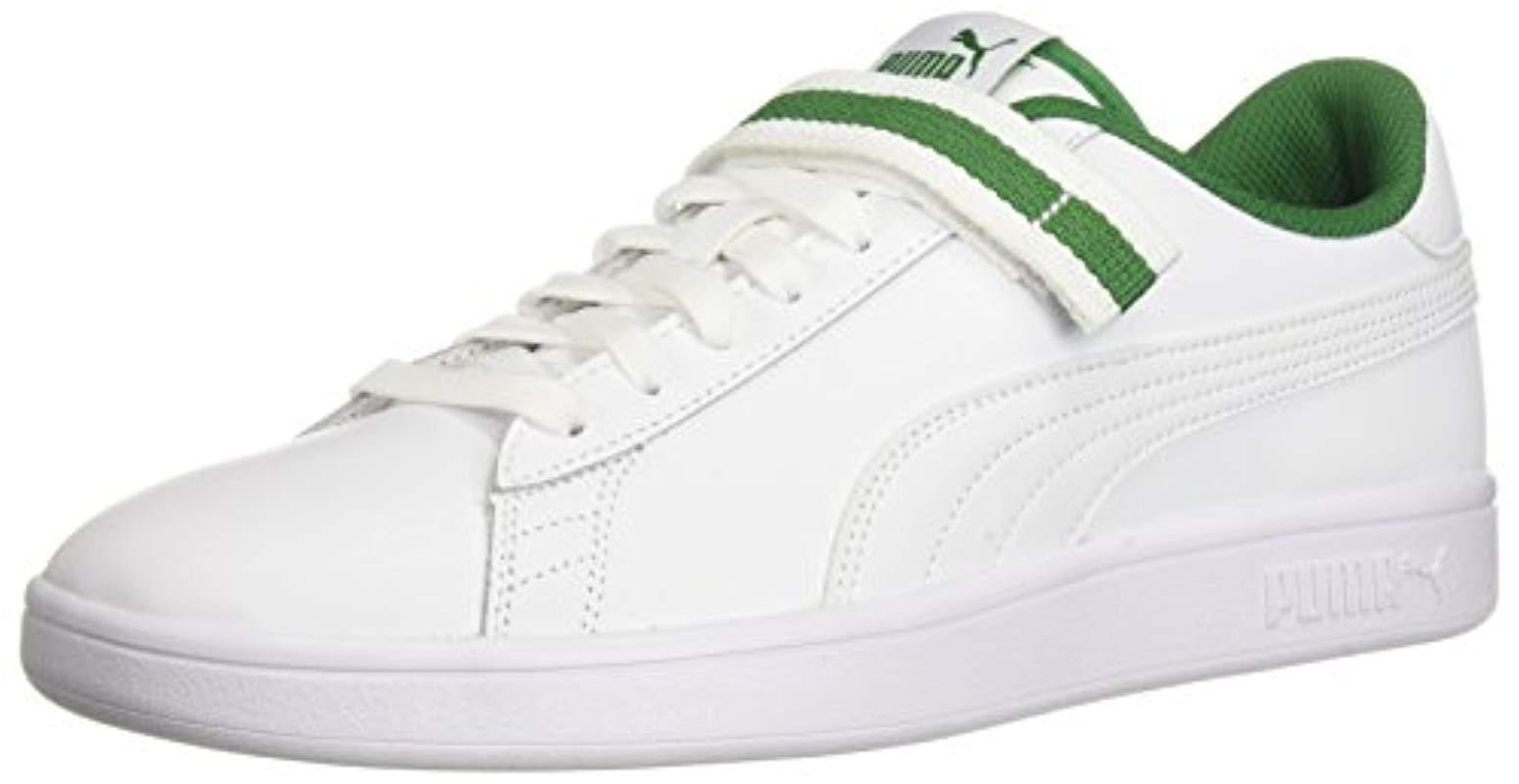 PUMA Lace Smash V2 V Fresh Sneaker in