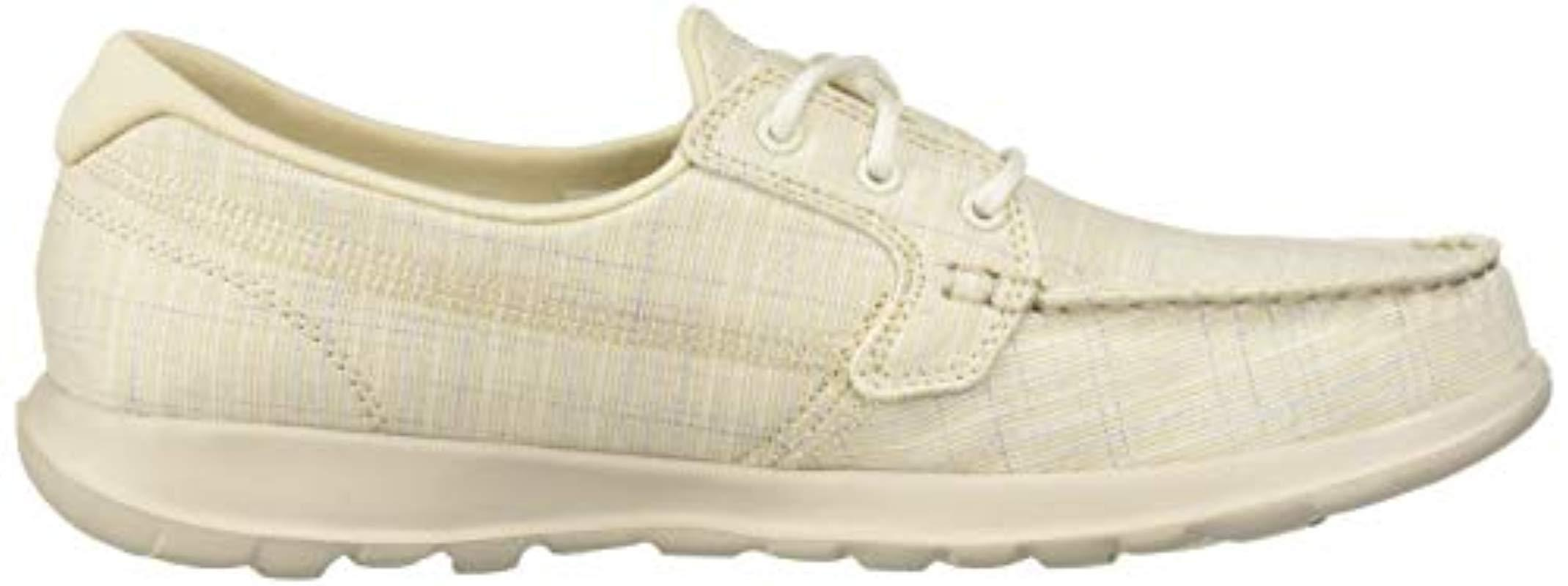 skechers go walk boat shoes