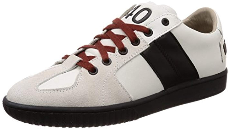 DIESEL Leather S-millenium Lc Sneaker