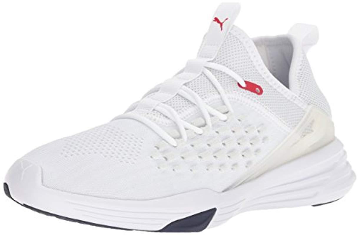 PUMA Mantra Fusefit Sneaker in White