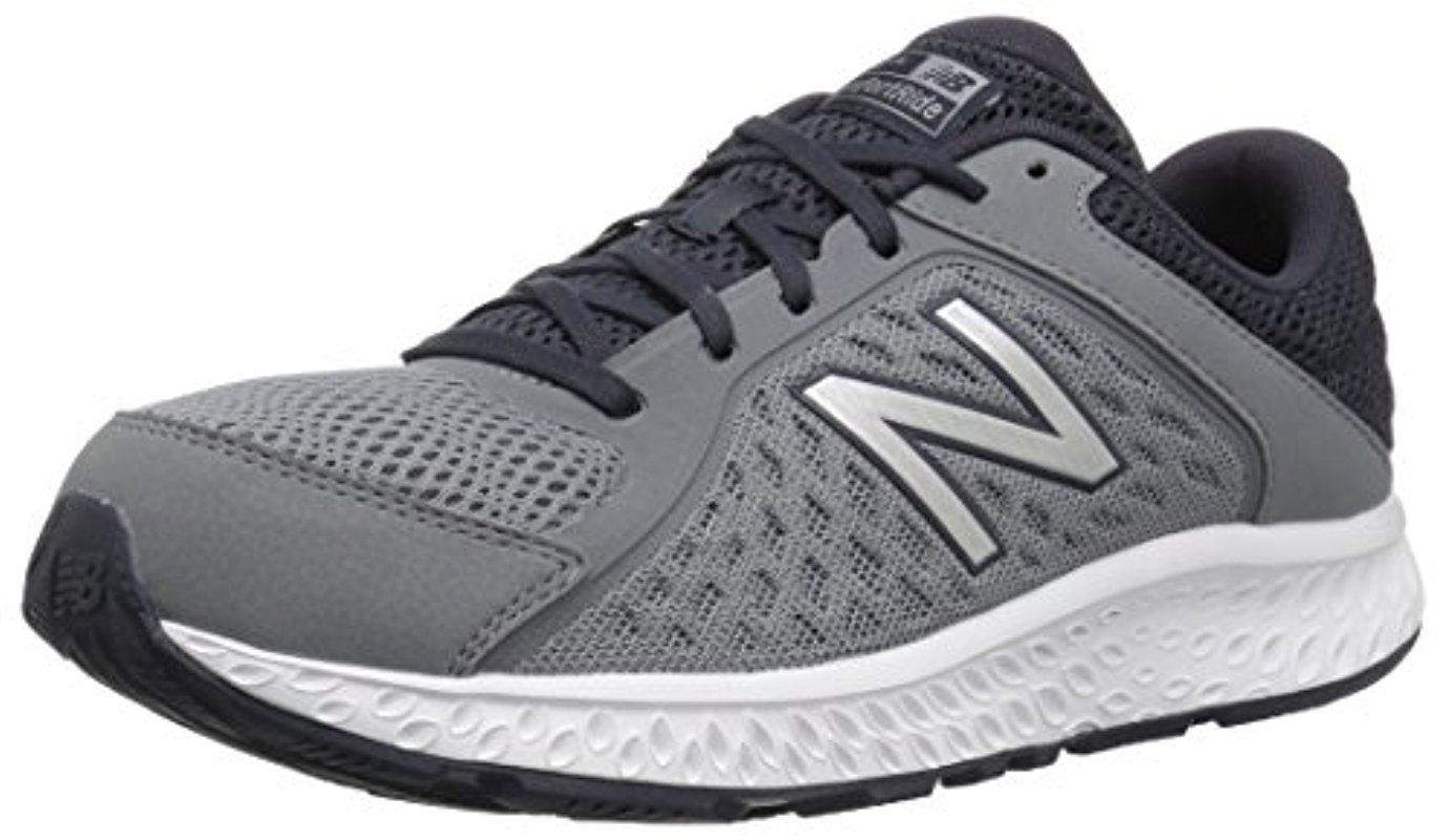 7678cfaa70c Men's Gray 420v4 Running Shoe