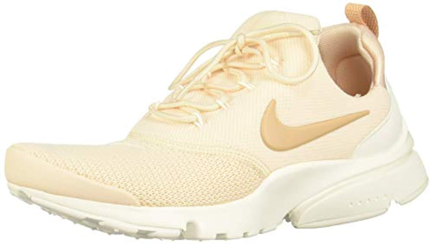 wholesale dealer 46478 8c691 Women's Natural Wmns Presto Fly Running Shoes
