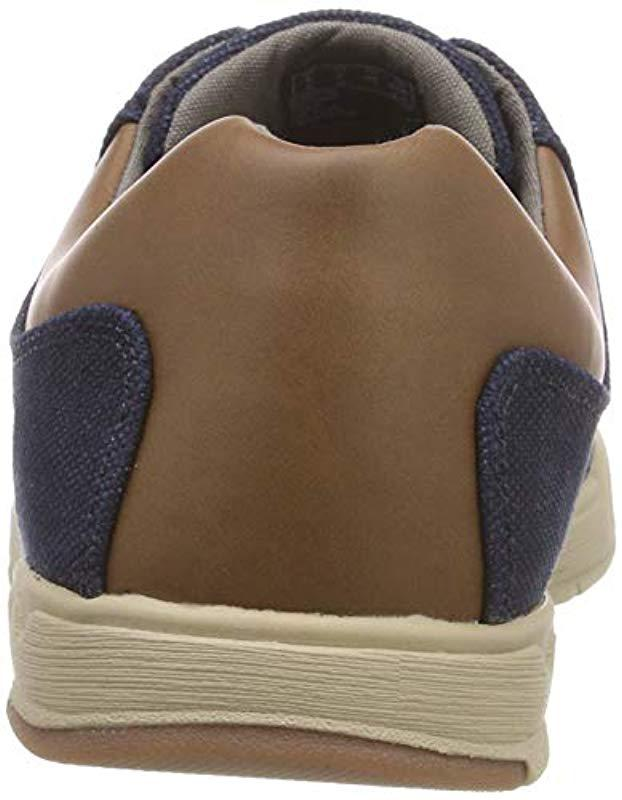 e6e6341a Clarks 's Step Isle Lace Derbys in Blue for Men - Save 27% - Lyst
