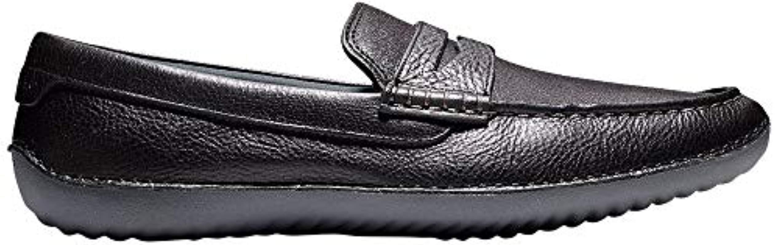 2fec49bda11 Lyst - Cole Haan Motogrand Penny Loafer in Black for Men