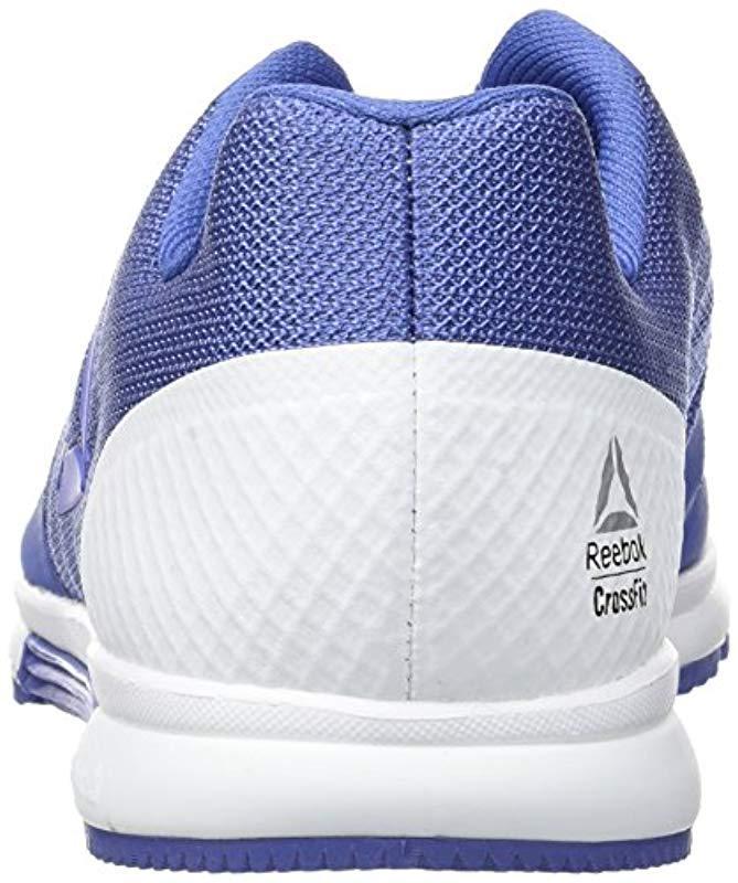 638d68314a64 Reebok Crossfit Speed Tr 2.0 Fitness Shoes in Purple - Lyst