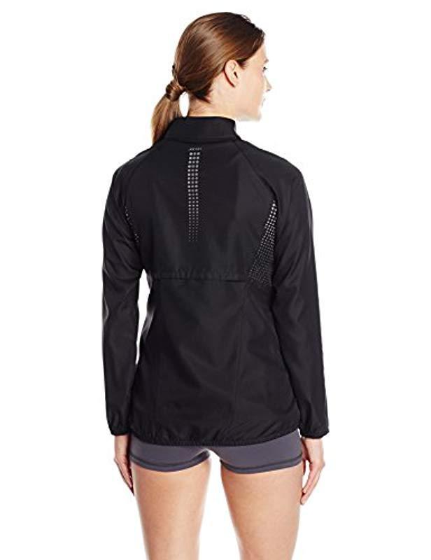 Jockey Womens Nightlight Run Jacket