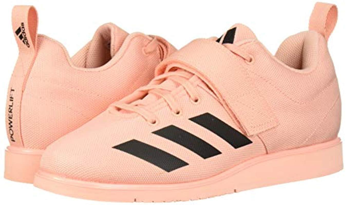 adidas Lace Powerlift 4 Cross Trainer