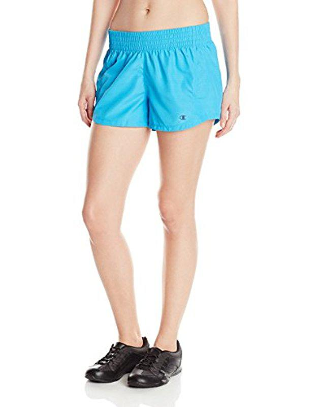 24ab3296b132 Lyst - Champion Go To Short in Blue