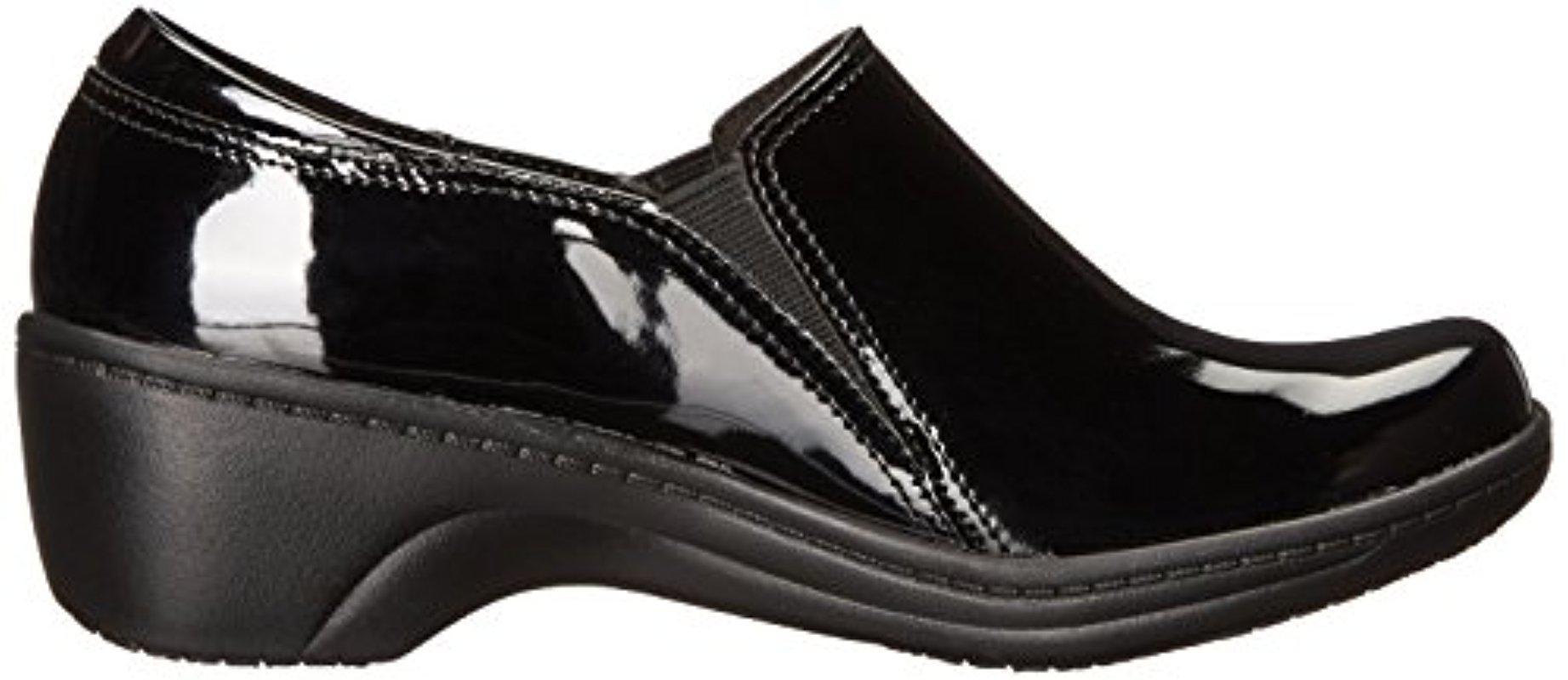 Clarks Leather Grasp Chime Slip-on