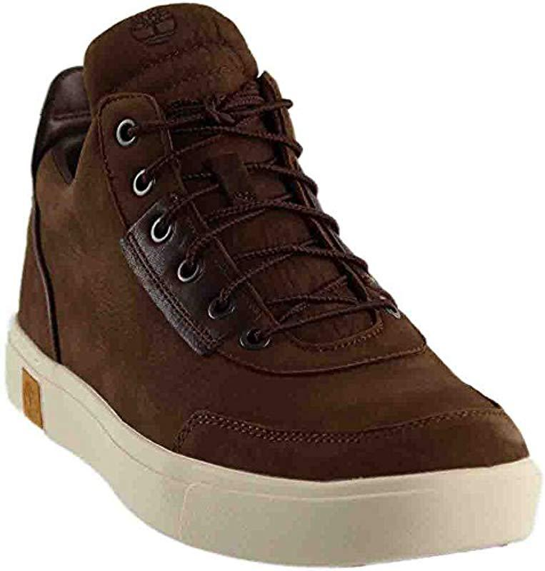 a632f827 Top Chukka Sensorflex Amherst In Brown 's Men High Timberland For E4XqwTa