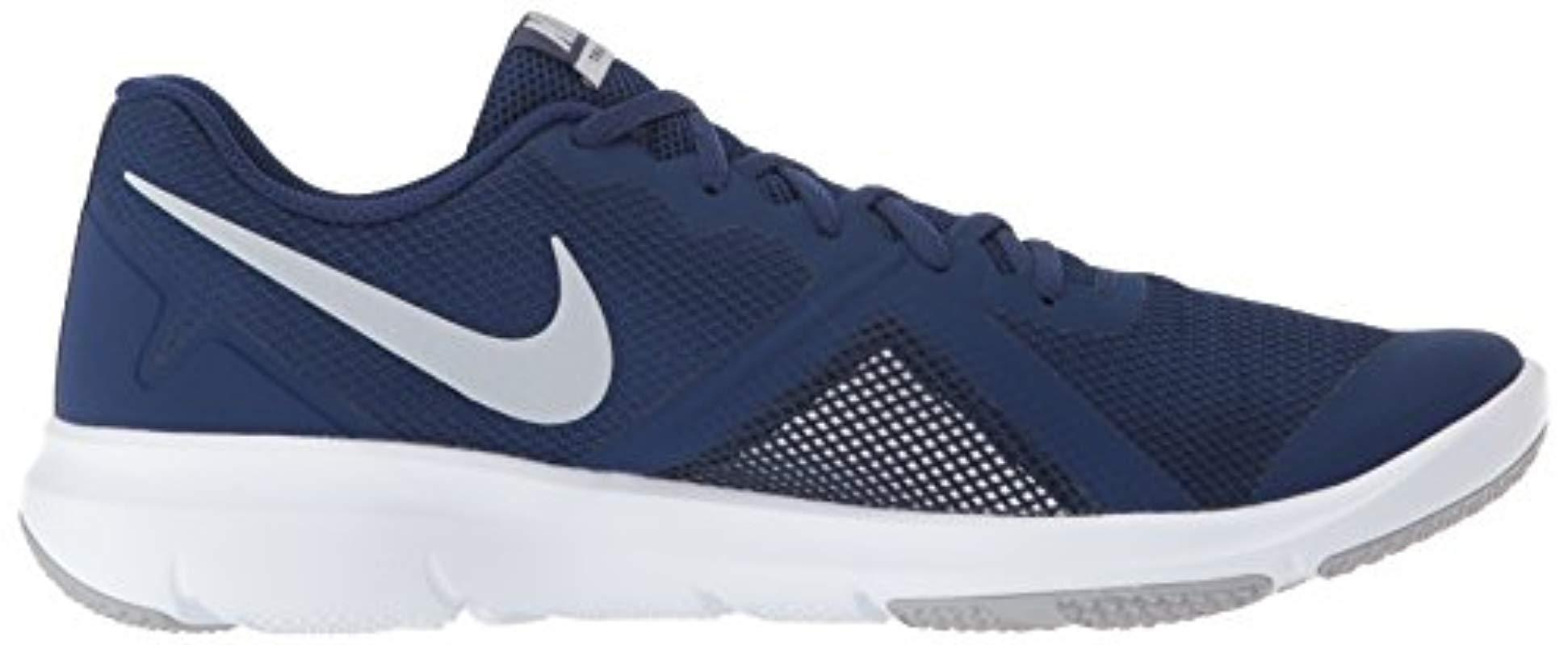 Nike Rubber Flex Control Ii Competition Running Shoes in Blue for Men