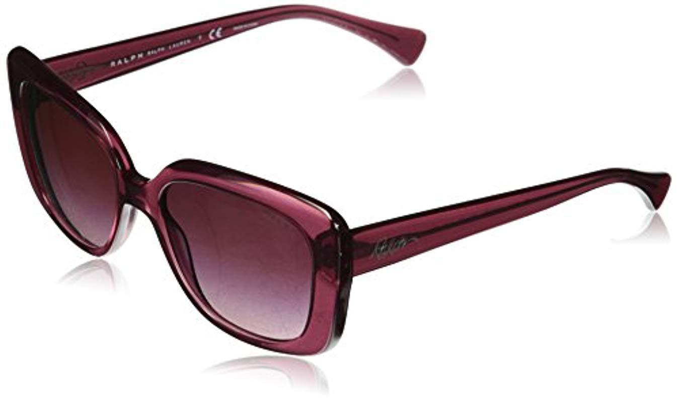 1a61dd7711b Lyst - Ralph Lauren Ralph Ra5241 Sunglasses