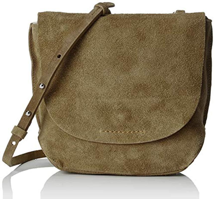 Ladies Clarks Casual Cross-Body Bag Maple Rose