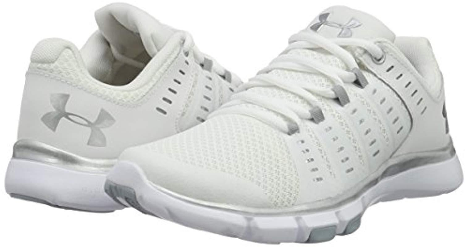 new product 66ebb 21958 Under Armour White Ua Micro G Limitless Tr 2 Se Fitness Shoes for men