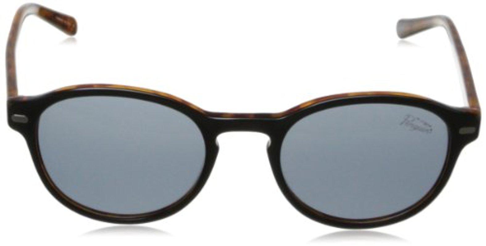 bf54ff88ef1 Lyst - Original Penguin The Redding Polarized Round Sunglasses in ...