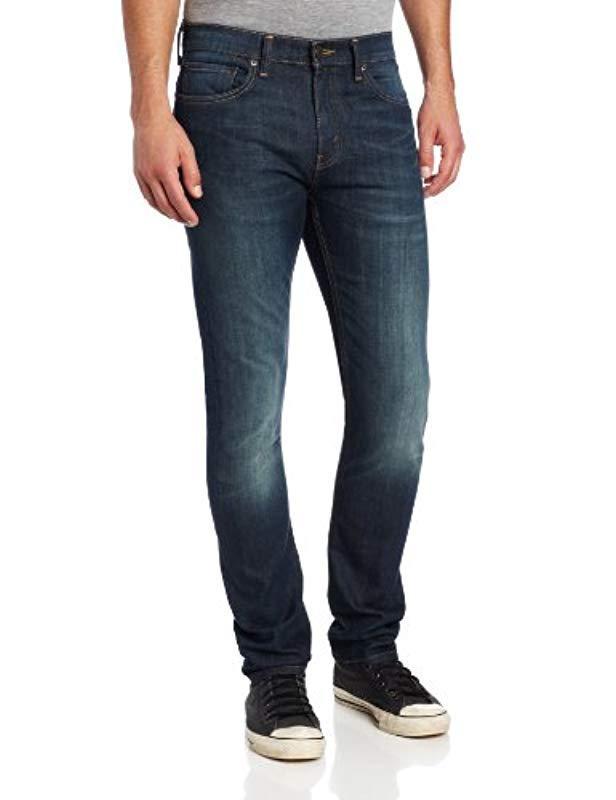 Levi's Denim 2496 Fit Skinny Jeans in Blau für Herren